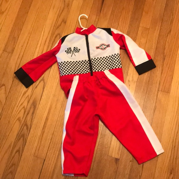 Pottery Barn Kids race car driver costume : race car driver kids costume  - Germanpascual.Com